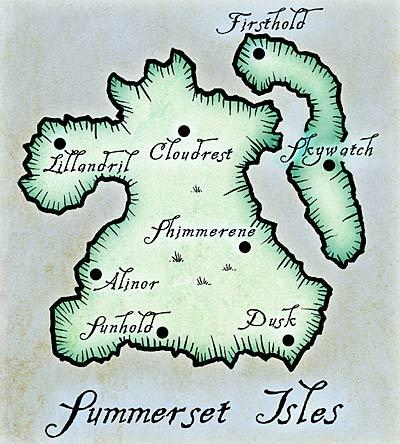 Le Domaine Aldmeri Summerset01